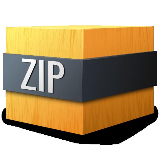 Zip paket svih dokumenata